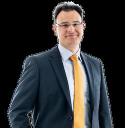 Der Datenschutzbeauftragte Oliver Fouquet ist hier zu sehen